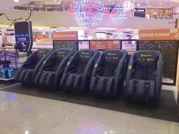 商场按摩椅